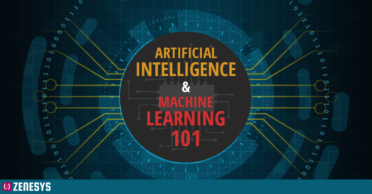 Artificial Intelligence and Machine Learning 101