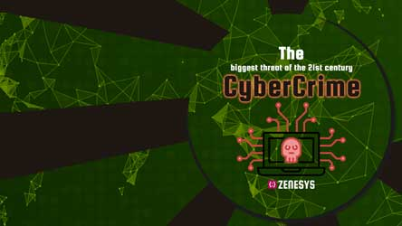 The Biggest Threat of 21st Century -CyberCrime