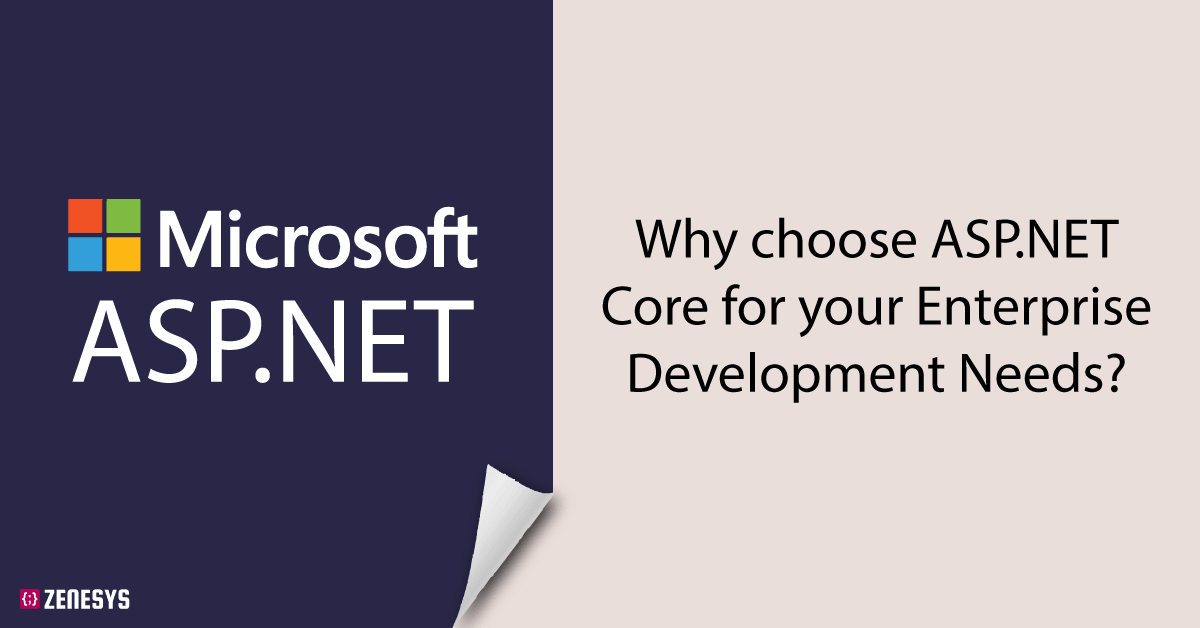 Why ASP.NET Core for Enterprise Web Application Development?