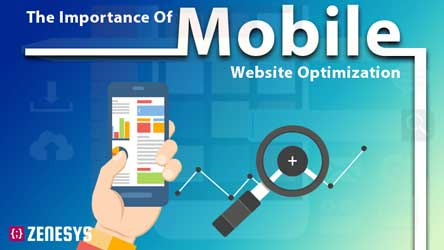 Understanding the Importance of Mobile Website Optimization - Infographic