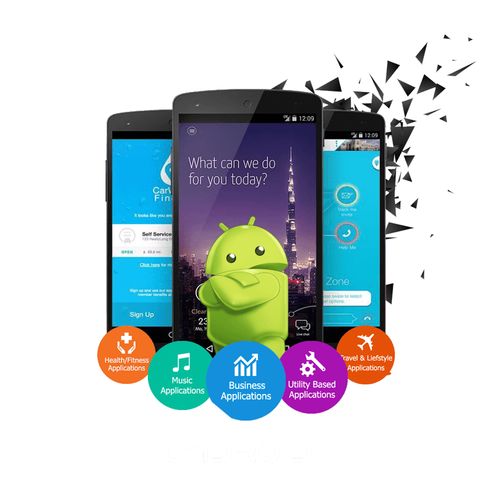 android mobile animi
