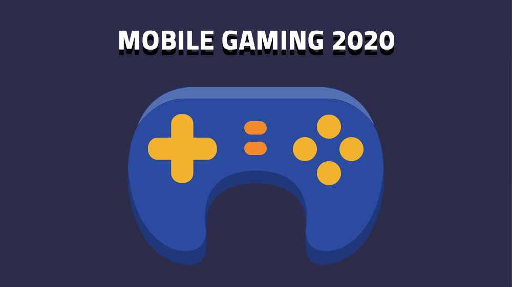 Mobile Gaming 2020 - Infographics