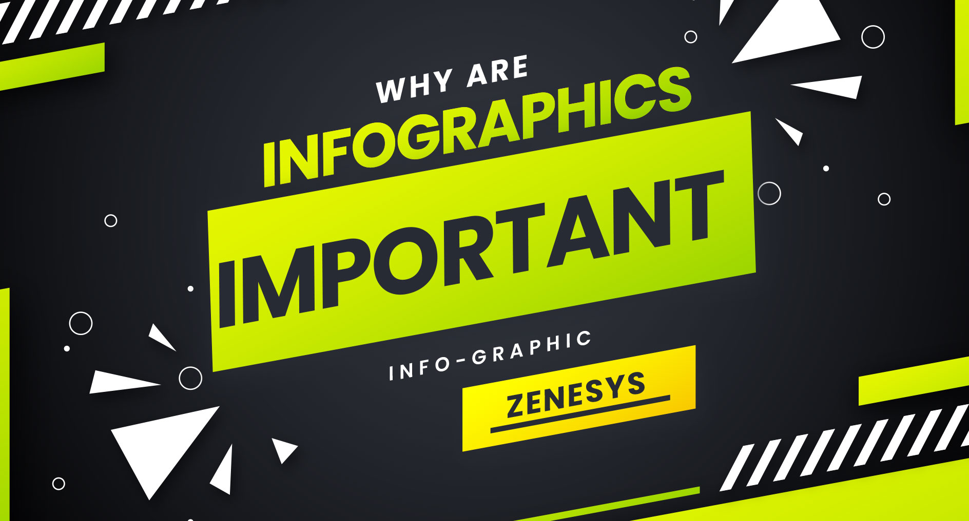 7 reasons Why Infographics are Important