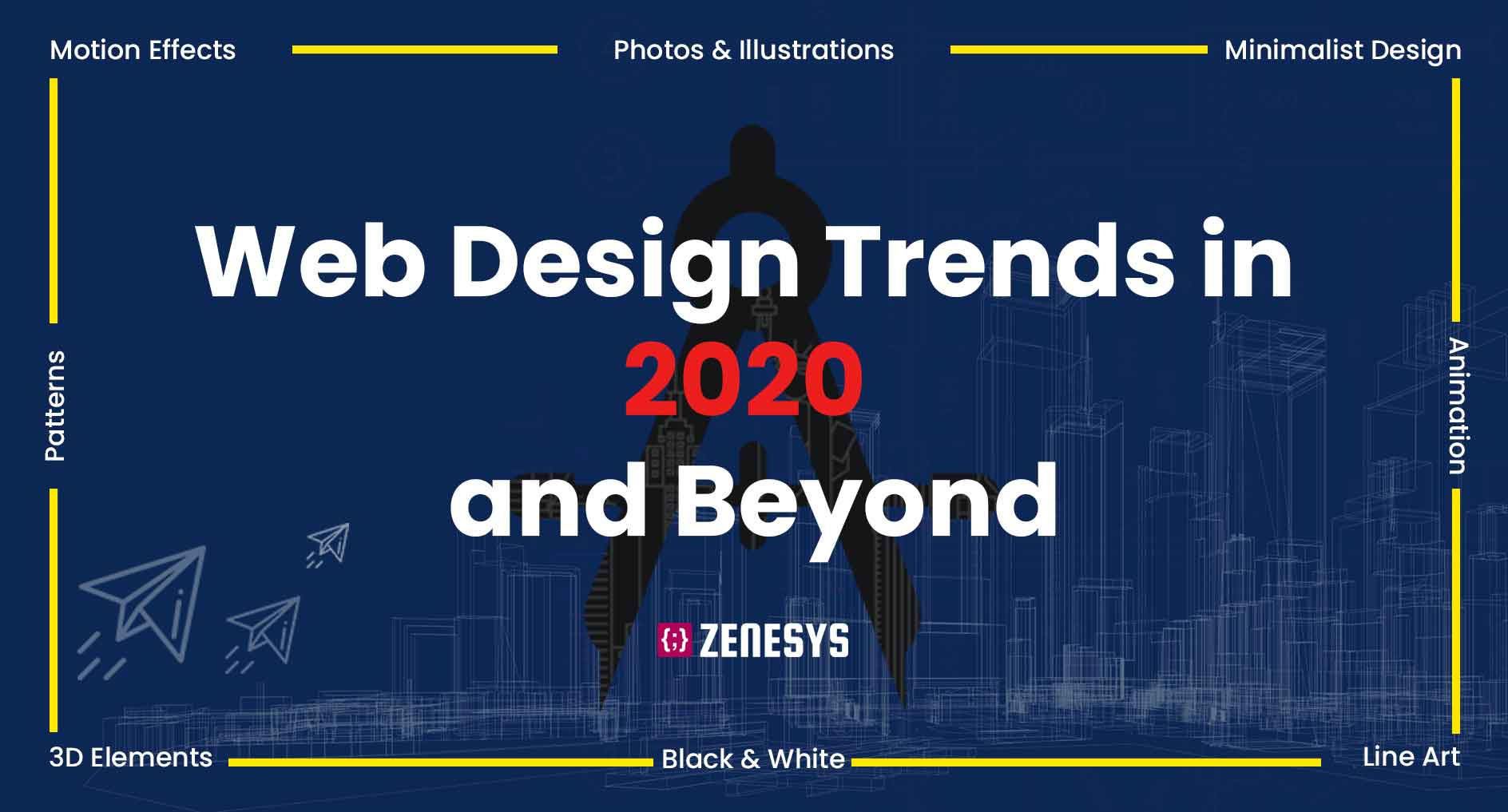 Top 10 Web Design Trends in 2020 and Beyond